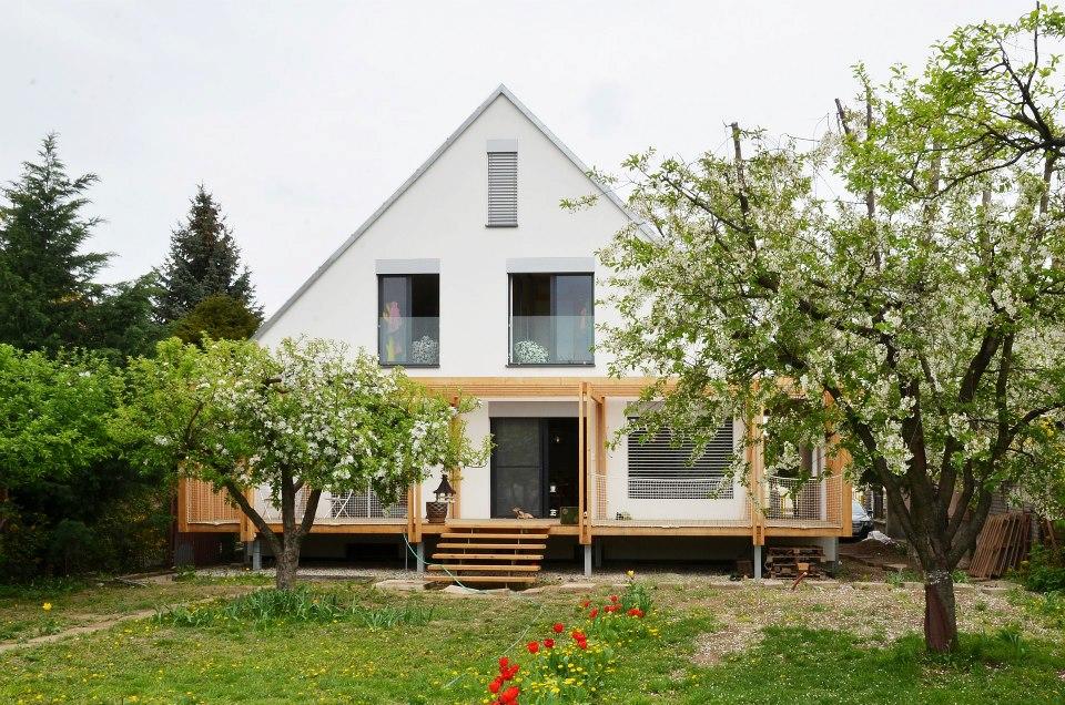 Czas na zmiany – przebudowa domu na Słowacji /  toito architekti