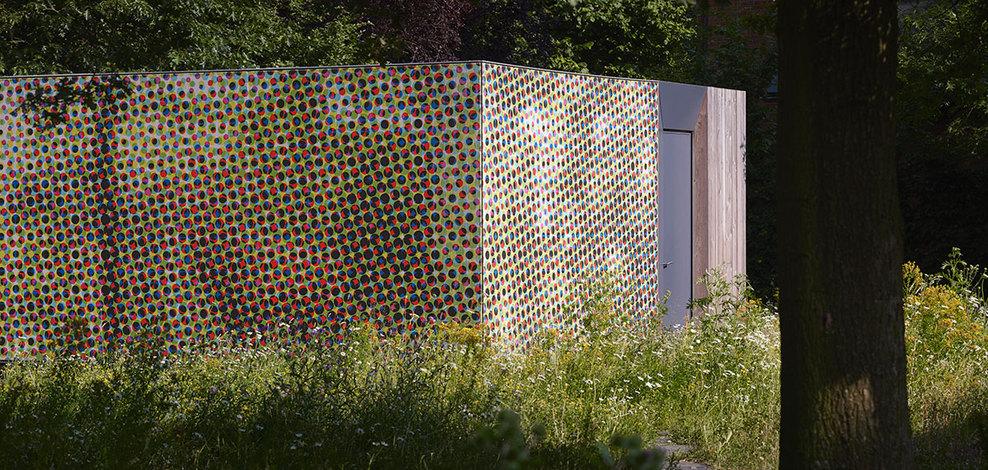 Sztuka kamuflażu #2 / CMYK House / MCKNHM Architects