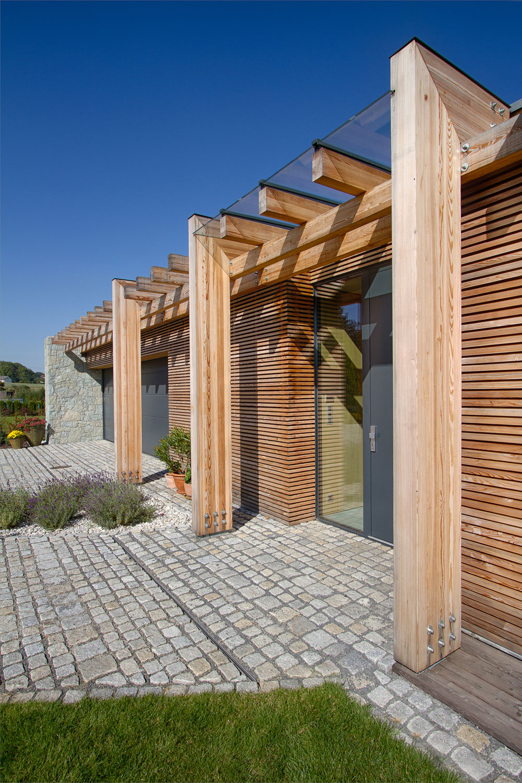 Architektoniczne wybory – House Tabasek / Qarta Architektura