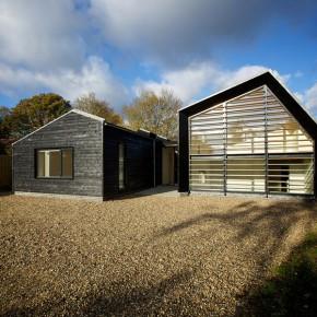 Pogodna jesień czyli dojrzały komfort życia  / Nash Baker Architects