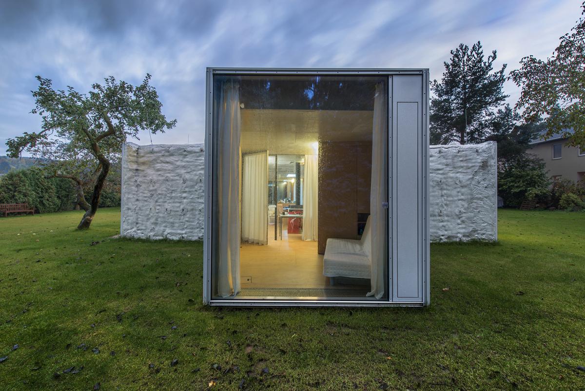Dom Kameleon  / Petr Hajek Architekti