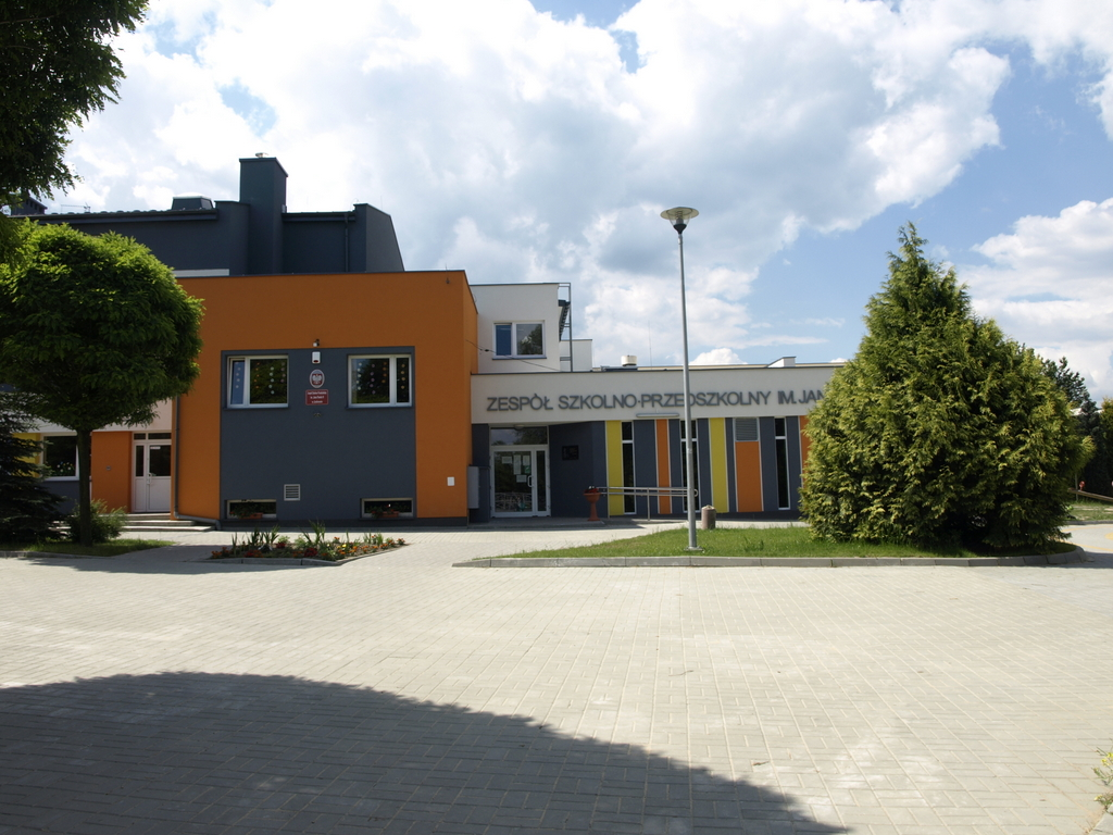 Szkoła w Jaskrowie w Konkursie na Najlepszą Przestrzeń Publiczną Województwa Śląskiego 2014