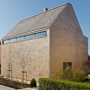 Dom jak galeria / (se) arch Architekten