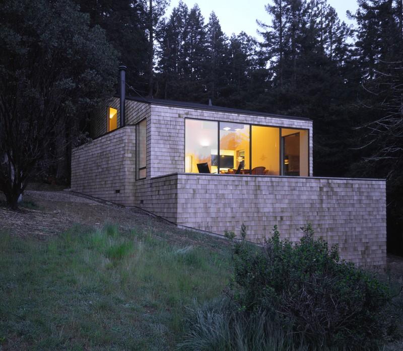 """""""Nic dwa razy się nie zdarza.."""". – Sea Ranch Residence / Todda Verwers Architect"""