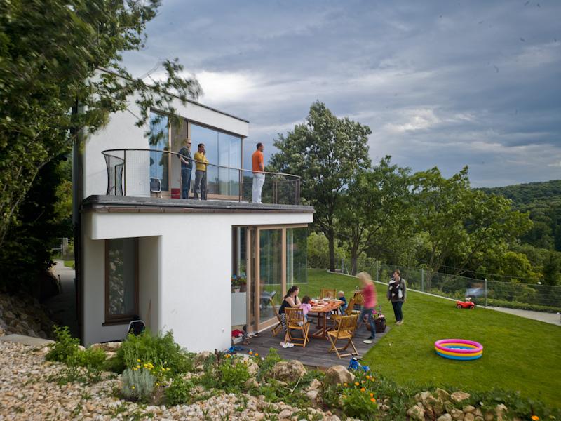 Dom na krawędzi  / Węgry / Turányi Bence, Láng Imola