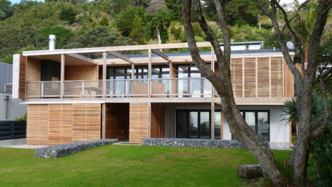 Drewniana metamorfoza / Herbst Architects