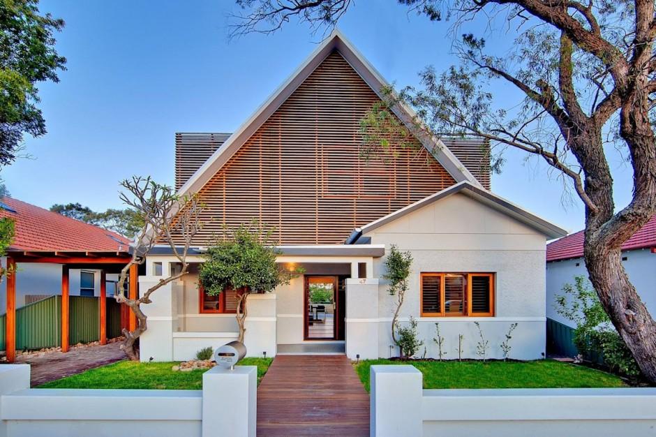 Próba czasu czyli metamorfoza domu w Sydney / CplusC Architectural Workshop