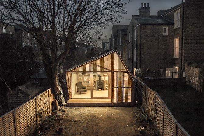 Mała chatka w ogrodzie / WSD architecture