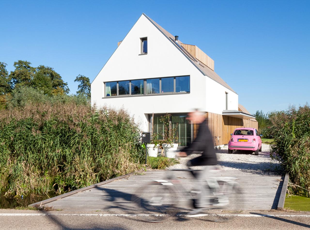 Okiem architekta – dom nad wodą / Équipe voor architectuur en urbanisme