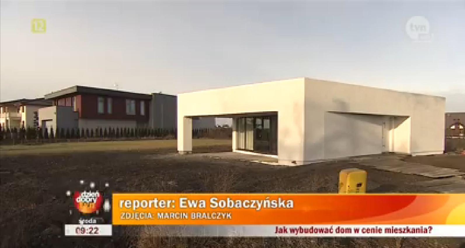 """""""Jak zamienić mieszkanie na dom"""" / Dzień Dobry TVN"""