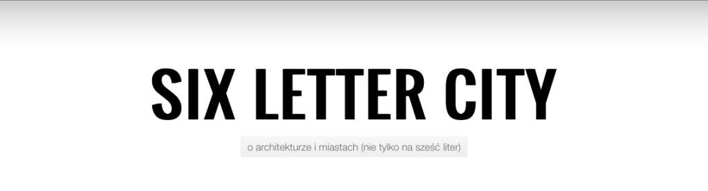 six letter city