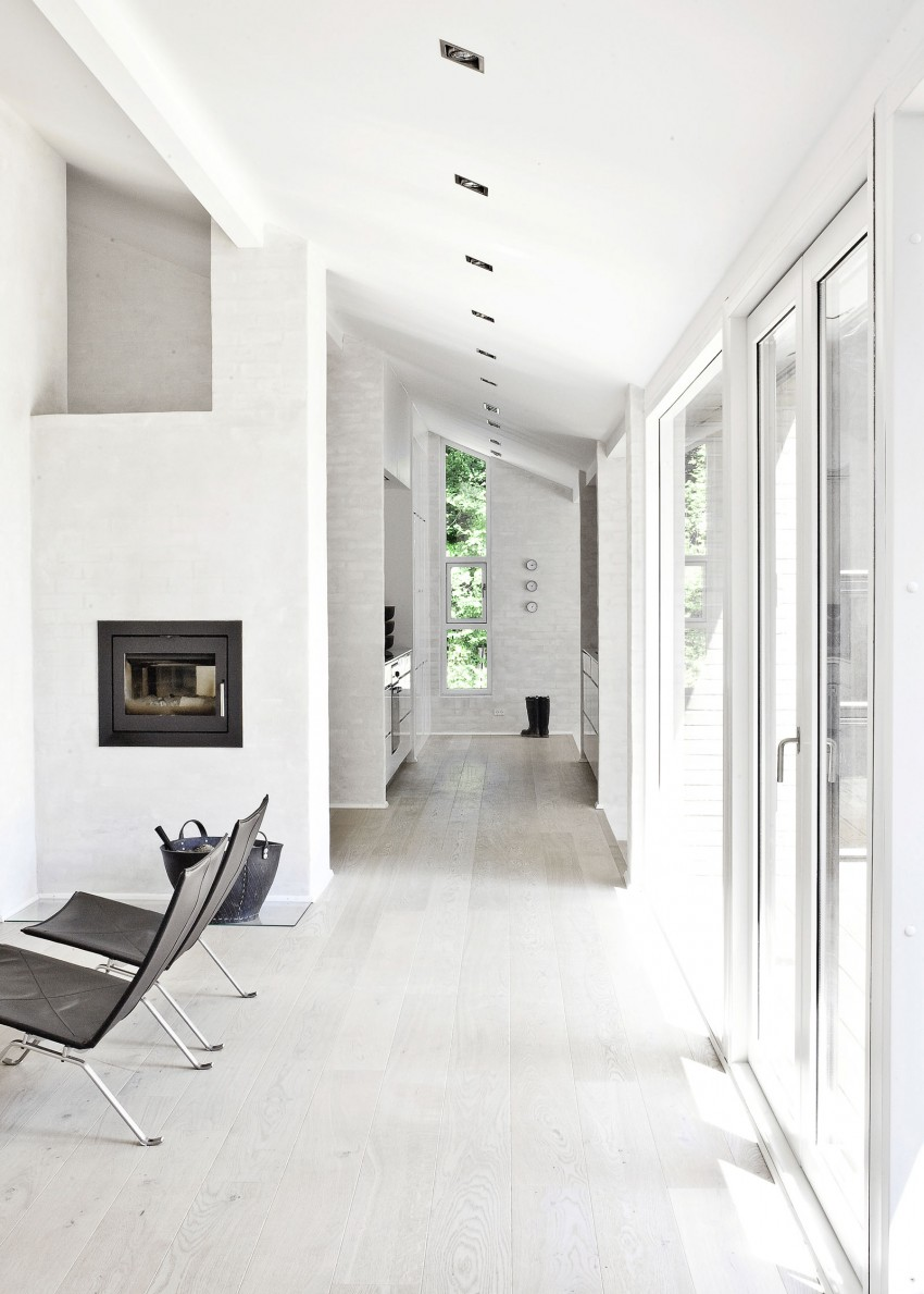Beautiful Interior By Causa Design Group Grand Mansions: Spotkanie Z Bielą / Fredensborg House / NORM Architects