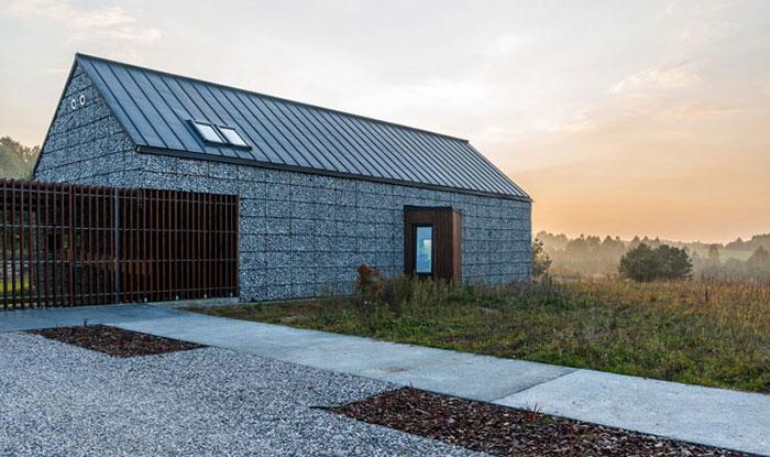 Dom na Jurze / Kropka Studio