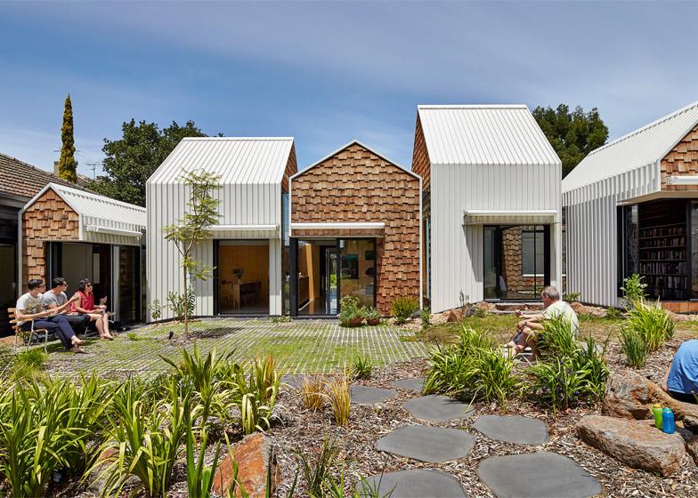 Architektura pełna radości / Tower House / Andrew Maynard Architects