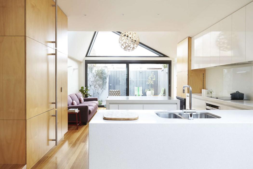 Wielki Mały Dom / Nic Owen Architect