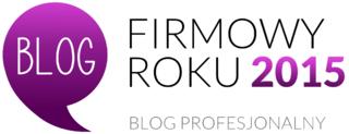 firmowy blog roku 2015