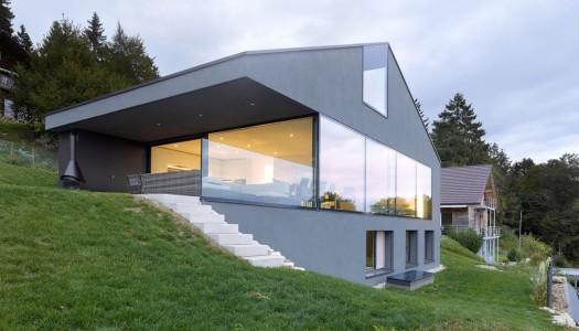 Dom na poziomie / Andrea Pelati Architecte