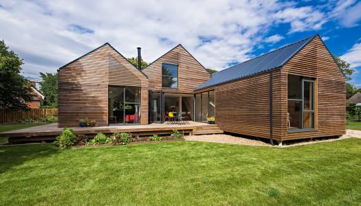 Dom nad wodą / Baca Architects
