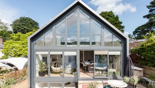 Dom Amfibia / Baca Architects