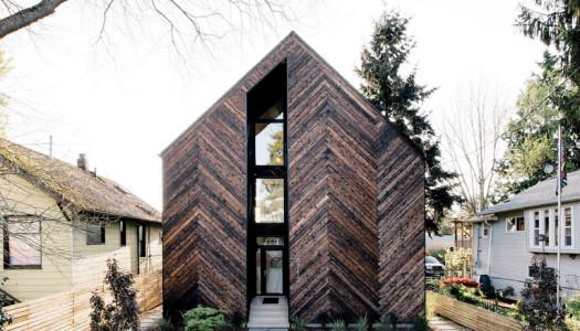 Pasywna stodoła / Malboeuf Bowie Architecture