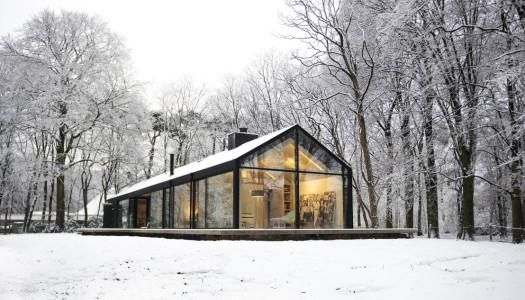 Stodoła w bieli / Brouwhuis Oisterwijk / Bedaux de Brouwer Architecten