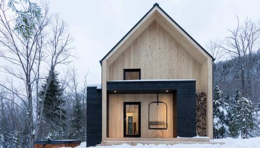 Ferie w górach – Villa Boréale / Cargo Architecture