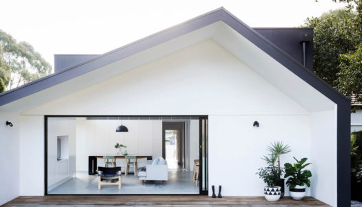 Rozluźnij wyobraźnię – Allen Key House / Architect Prineas