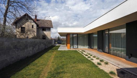 Nietypowy dom w Czechach 2 / atelier kuncdmaearchitects