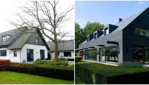 Czas na zmiany ! Przebudowa domu w Holandii / Willemsenu