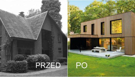 CZAS NA ZMIANY ! Przebudowa domu w Belgii / VRV ARCHITECTEN