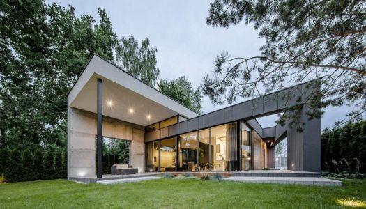 BEZ KOMPLEKSÓW / FIL HOUSE / BECZAK  & BECZAK  ARCHITEKCI